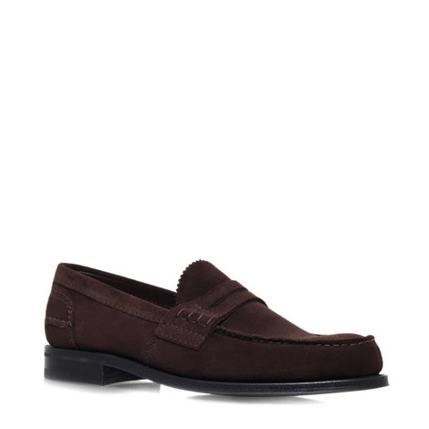 Pembrey Castoro Penny Loafers, ${color}