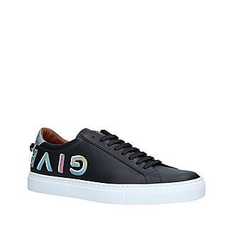 Knot Logo Hologram Trainers