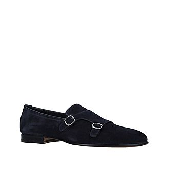 Carlos Double Monk Loafers