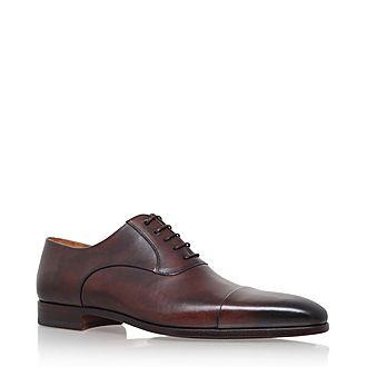 Toecap Oxford Shoes