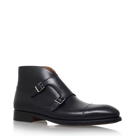 Vadal Monk Strap Boots, ${color}