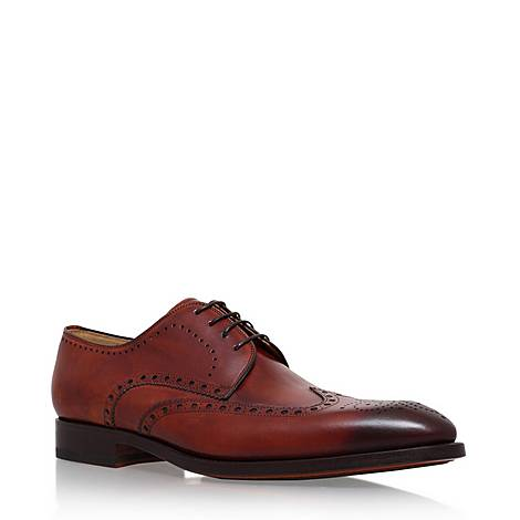 Medallion Toe Brogues, ${color}