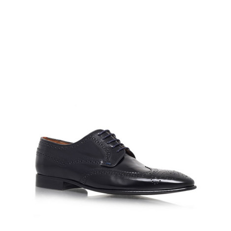 Aldrich Leather Derby Shoes, ${color}