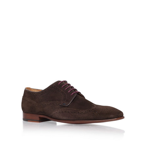 Aldrich Suede Derby Shoes, ${color}