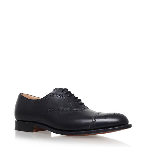 Toronto Punch Toe Oxfords, ${color}