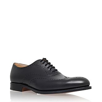 Berlin Punched Toe Oxfords