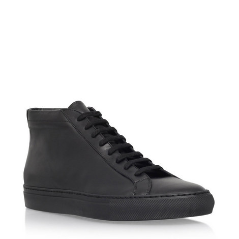 Achilles High Top Trainers, ${color}