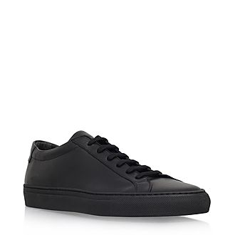 Achilles Leather Trainers