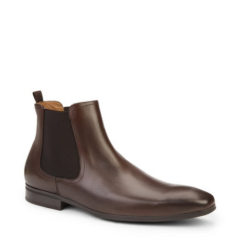 Gerald Leather Chelsea Boots, ${color}