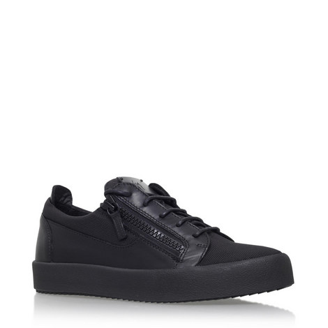 Ballistic Zipped Trainers, ${color}