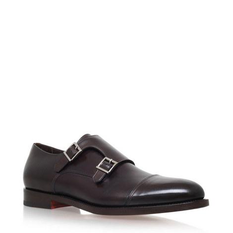 Nos Wilson Double Monk Shoe, ${color}