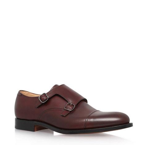 Ledstone Double Monk Shoes, ${color}