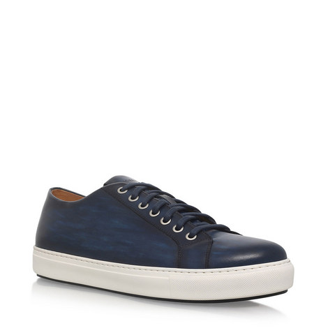 Lace Up Plimsoll Trainers, ${color}