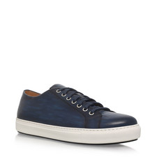 Lace Up Plimsoll Trainers