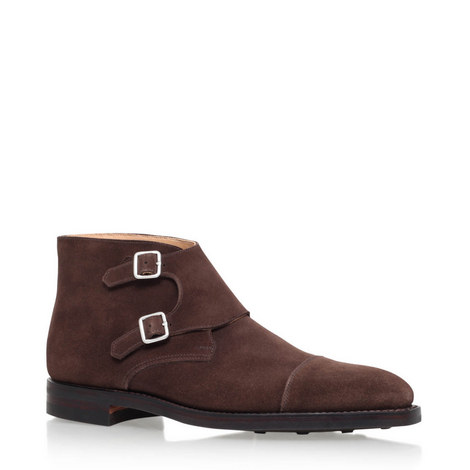 Camberley Double Monk Boots, ${color}