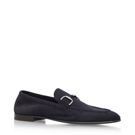 Cannes Horse-bit Loafers, ${color}