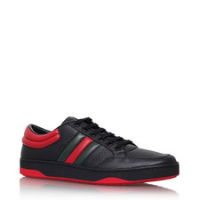 Ronnie Leather Trainers