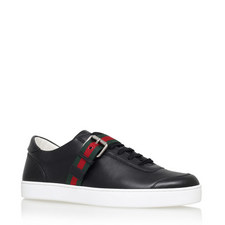 Saville Web Strap Trainers