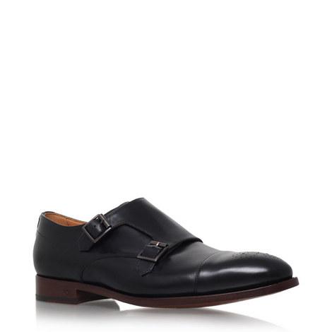 Atkins Double Monk Shoes, ${color}