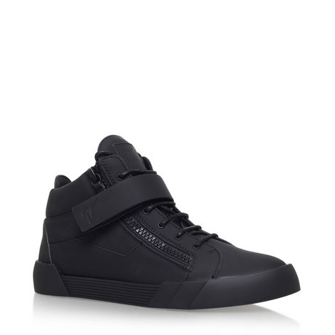 Shark 3.0 Mid Top Trainers, ${color}