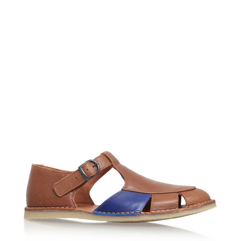 Dwight T-Bar Sandals, ${color}