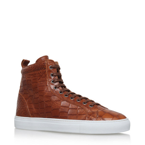 Bernie High Top Trainers, ${color}
