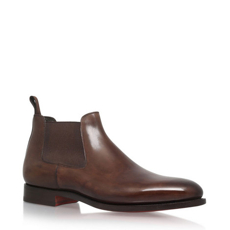 Kenneth Short Chelsea Boots, ${color}