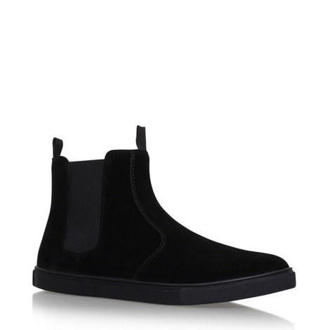 Bison High Top Trainers, ${color}