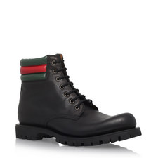 Marland Leather Boots