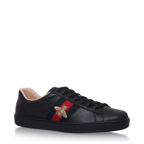 Ace Embroidered Trainers, ${color}
