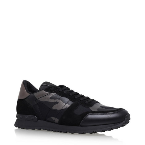 Camouflage Rockrunner Trainers, ${color}
