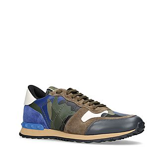 Camouflage Trainers