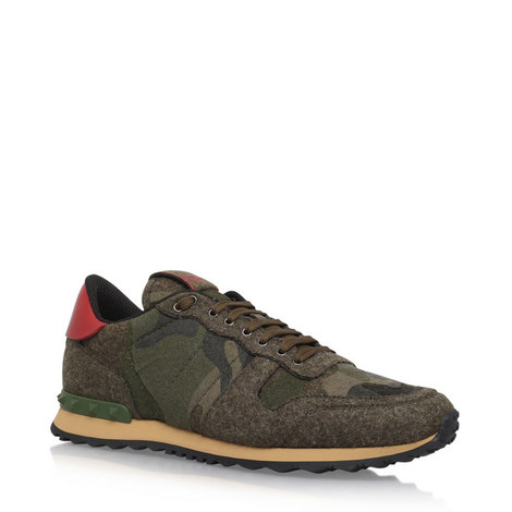 Felt Camouflage Trainers, ${color}