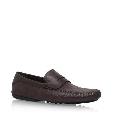 San Marino Guccissima Loafers, ${color}