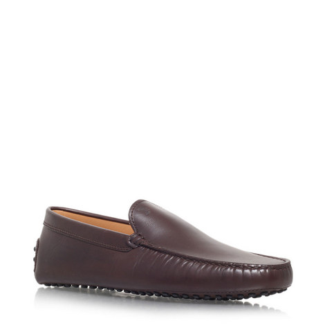 New Gommino Leather Driving Loafers, ${color}