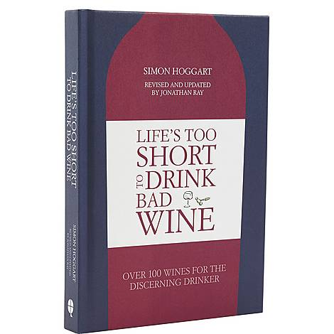 Life's Too Short to Drink Bad Wine, ${color}