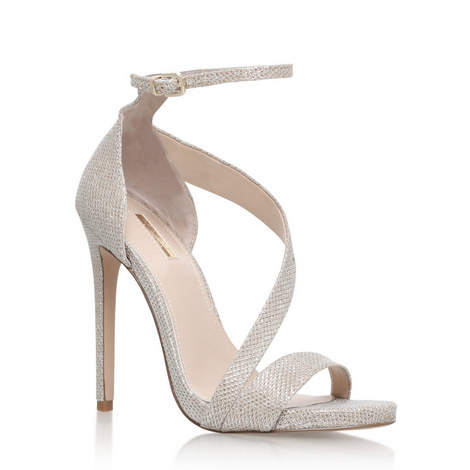 Gosh Wraparound Heeled Sandals, ${color}
