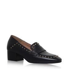 Keekee Studded Loafers
