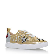 Lippy Embellished Trainers