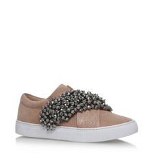 Ocean Beaded Skate Shoes