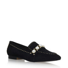 Leighton Embellished Loafers
