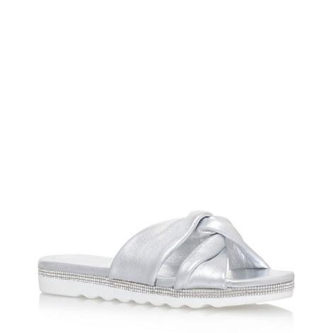 Strobe Knot Sandals, ${color}