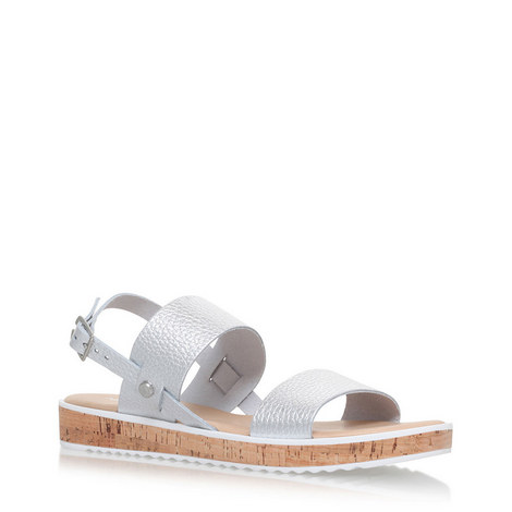Gia Cork Sandals, ${color}