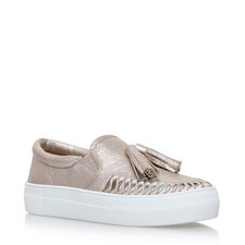 Kayleena Tassel Skate Shoes