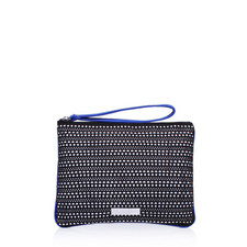 Alfie Laser Cut Clutch