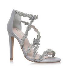 Goa Crystal Sandals