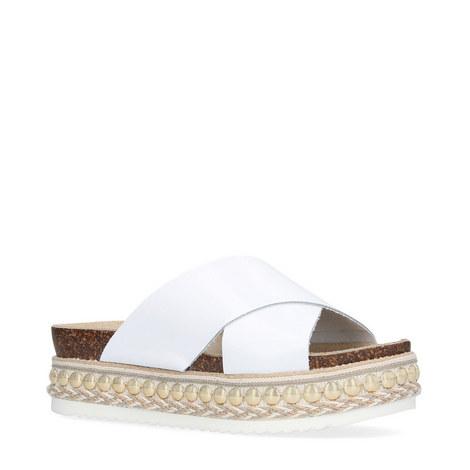 Kake Embellished Sandals, ${color}
