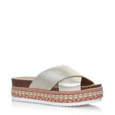 Kake Embellished Sandals