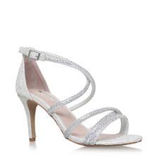 Gravity Heeled Sandals