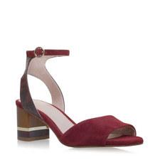 Nizzy Block Heel Sandals